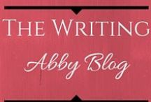 The Writing Abby Blog / All the posts on Writing Abby are collected here.