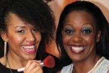 LAURA SIM'S RELOOKING / Toutes les mises en beauté des make-up artists Laura Sim's
