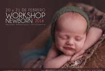 8º WORKSHOP DE FOTOGRAFÍA NEWBORN