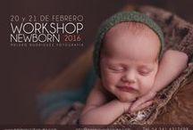 8º WORKSHOP DE FOTOGRAFÍA NEWBORN