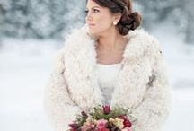 Winter Weddings ...   Pinks/Pastels