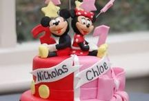 CAKES ..Mickey & Minnie