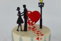 CAKES ..Hearts