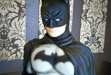 CAKES .. Superheroes