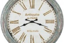 Large Wall Clocks / A range of large clocks to decorate your home - From 50cm to 200cm!