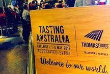 Photos @ 2016 Tasting Australia