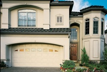 Traditional Steel Collection / Traditional Steel garage doors deliver Overhead Door's legendary performance and durability at our most affordable price. These garage doors are available with classic raised panels, contemporary long panels, and the uniquely stamped V-12 pattern panel. Two coats of baked-on polyester paint provide a low-maintenance finish that looks great, year after year. The 170 Series is non insulated. The 180 Series has an 8.7 R-value with vinyl back. The 190 Series has a 9.8 R-value with steel back.