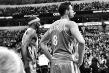 Le star della pallacanestro / Abbiamo lavorato con...