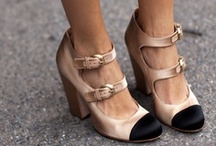 Glamour at every single Step / The beauty on your feet. And some accessories for your legs.