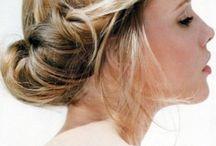 Hair inspiration / Nice hair updo ideas!