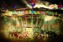 Carousels and  Horses on Parade  / by Diane Gilkerson