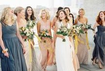 Bridal Party / Bridal Party Inspiration