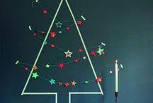 Original Christmas tree decorations