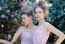 Bridesmaids gowns ideas / Bridesmaid gown ideas and inspiration