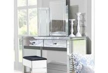 Chelsea Range Mirrored Furniture