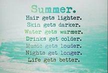 ¤ Summer loving ¤