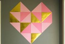 Valentine's Day Crafts / Valentines Day crafts and diy gift ideas for your partner!