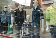 VITRINES OUTONO-INVERNO BOM RETIRO / Vitrines das lojas do Bom Retiro