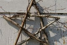 Sticks n stones / Crafts to make from natures gifts