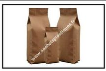Kraft Bags / Swiss Pac manufactures high quality Kraft bags. You can find our Kraft bags in different sizes, styles and dimensions. Our Kraft bags can be available in stock and custom printed options and you can choose from them according to your desire. We provide a high quality metallic and aluminium foil layers for more durability.