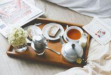 tea / addiction to tea