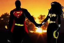 Wonder Woman *Favorite Super Hero* / by Paula Jones