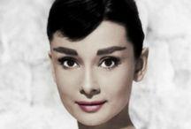 Audrey Hepburn / by Diane Burnett