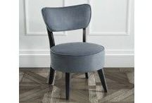 Ennya Upholstered Chairs / http://www.my-furniture.co.uk/chairs/upholstered/ennya/