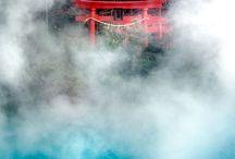 Torii-Shinto gate / Bushido