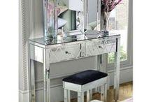 Knightsbridge Range / http://www.my-furniture.co.uk/mirrored-furniture/knightsbridge-range/