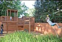 Idées pour enfants - Aménagement extérieur