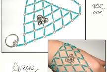 Slave bracelet - Kéz ékszer