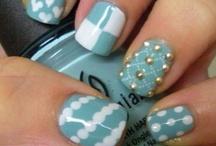 Nailed it;) / Love those nails!!! / by Cindy Tsirigos