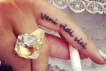 ☯T A T T O O S☯ / Elegant tats that I would want.