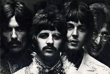 """""""Love is Old, Love is New, Love is All, Love is You."""" ~ John, Paul, George, Ringo / by Arthur Trupp"""