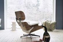 Die Klassiker des 20. Jahrhunderts / Viele Klassiker des 20. Jahrhunderts befinden sich im Repertoir von Wohn-Design und können auch bequem online gekauft werden unter www.wohn-design.com