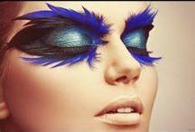MakeUp / Non tutti i makeup vengono creati per essere copiati. A volte come nelle migliori arti, servono delle estremizzazioni, per far appassionare l'occhio, per suscitare emozione, per sconvolgere l'anima. Love