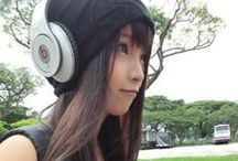 ★ A S I A N G I R L S ★ / Pretty Asian girls.