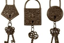Keys and Locks / by Kitty Carson