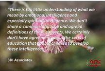 Multiple Intelligences / Quotes about intelligences