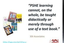 PSHE Education / 3Di Associates comments on PSHE