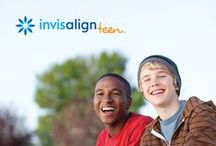 Invisalign Teen / Invisalign Teen is the best orthodontic treatment your the teenagers to get a perfect smile, aesthetically.
