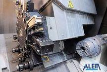 Obróbka skrawaniem CNC / Frezowanie CNC i toczenie CNC, obróbka na automatach tokarskich.