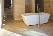 Beautiful Bathroom Ideas / Good Solutions for Bathroom Upgrades. Wet Room / Tiles / Sinks / Mirrors / Baths / Showers / Toilets / Jacuzzi / Taps / Trendy Bathrooms / Small Bathrooms / Loft Bathrooms / Ensuite / WC