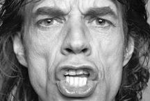"""I'd rather be dead than singing 'Satisfaction' when I'm 45."" ~ Mick Jagger / by Arthur Trupp"