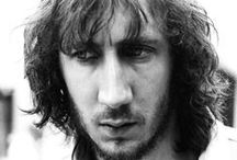 """Enjoy life. And be careful what you pray for - remember, you will get it all."" ~ Pete Townshend / by Arthur Trupp"