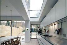 Simply Side Return Extensions / Side Return / Rooflights / Sliding Doors / Bi-fold Doors / Patio Doors / Exposed Walls / Light