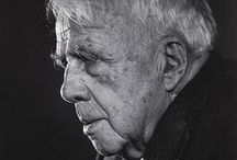 """To be a poet is a condition, not a profession."" ~  Robert Frost / by Arthur Trupp"