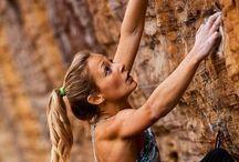 Boulder - Rock Climbing