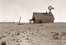 Okies / Pics of dust bowl refugees. My Grandparents moved from Hooker, OK in 1937 to Yakima, WA. I was born in Hooker